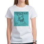 Women's T-Shirt featuring pious Scotty