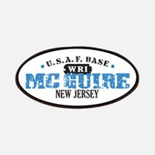 McGuire Air Force Base Patches