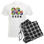 80s Geek Men's Light Pajamas