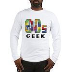 80s Geek Long Sleeve T-Shirt