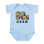 80s Geek Infant Bodysuit