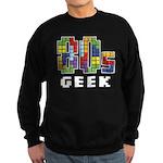 80s Geek Sweatshirt (dark)