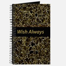 Conscious Serenity Journal Wish Always