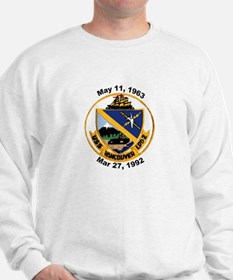 USS Vancouver Decomm LPD 2 Sweater