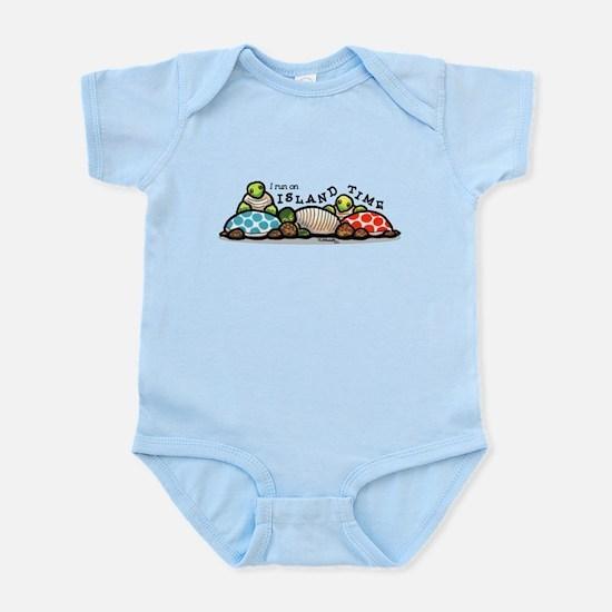 Island Time Turtle Infant Bodysuit