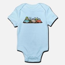 Island Time Turtle Onesie