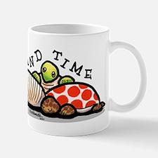 Island Time Turtle Mug