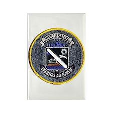 USS La Salle LPD 3 Rectangle Magnet