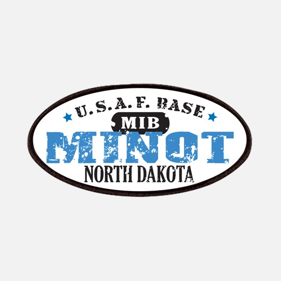 Minot Air Force Base Patches