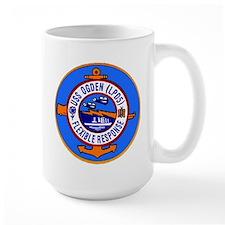 USS Ogden LPD 5 Mug