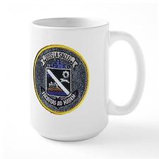 USS La Salle LPD 3 Mug
