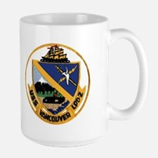 USS Vancouver LPD 2 Mug