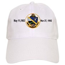 USS Vancouver LPD 2 Decomm Baseball Cap