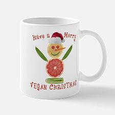 Merry Vegan Christmas Mug