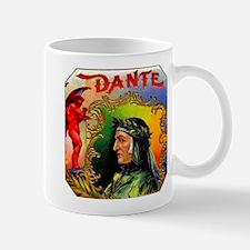 Dante Devil Cigar Label Mug