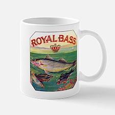 Royal Bass Cigar Label Mug