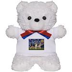 Starry / 2 German Shepherds Teddy Bear