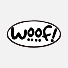 Woof! Dog-Themed Patches