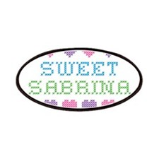 Sweet SABRINA Patches