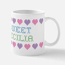 Sweet CECILIA Mug