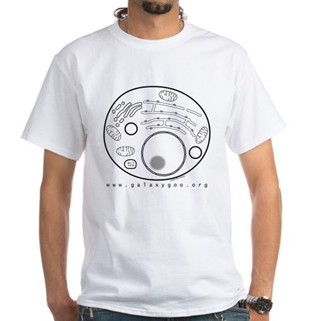 The Cell White T-Shirt