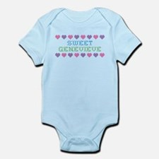 Sweet GENEVIEVE Infant Bodysuit