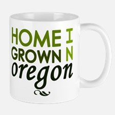 'Home Grown In Oregon' Mug