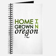 'Home Grown In Oregon' Journal