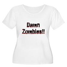 Damn Zombies! T-Shirt