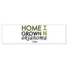 'Oklahoma' Bumper Sticker