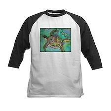 Sea Turtle, nature art, Tee