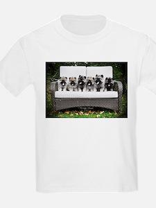 Unique Keeshonds T-Shirt