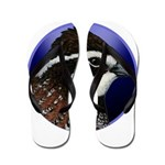 Bobwhite Quail 2 Flip Flops