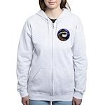 Bobwhite Quail 2 Women's Zip Hoodie