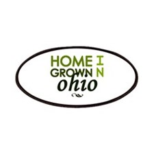 'Home Grown In Ohio' Patches
