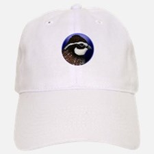 Bobwhite Quail 2 Baseball Baseball Cap