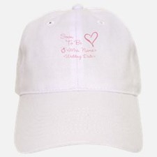 Customize Soon To Be Mrs. (Name) Baseball Baseball Cap
