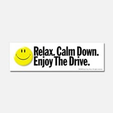 Enjoy The Drive Car Magnet 10 x 3