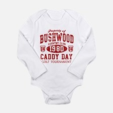 Caddyshack Bushwood CC Caddy Onesie Romper Suit