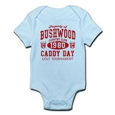 Caddyshack Bushwood CC Caddy Infant Bodysuit