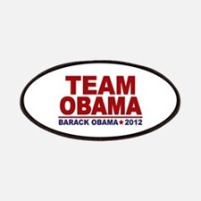 Team Obama 2012 Patches