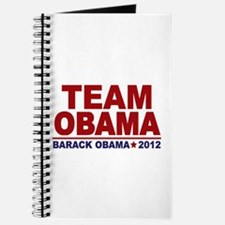 Team Obama 2012 Journal
