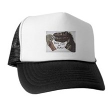 Don't Feed the Beast! Trucker Hat