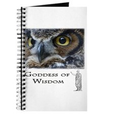 Goddess of Wisdom Journal