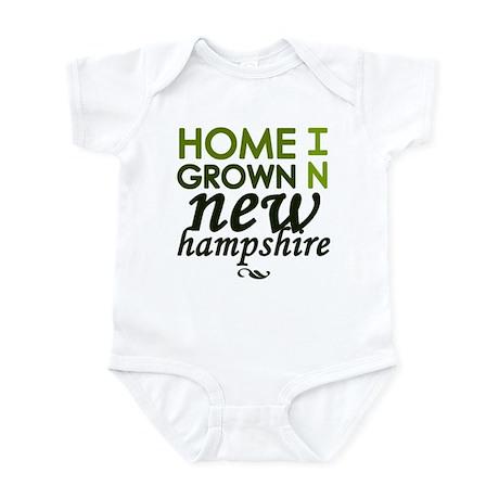'New Hampshire' Infant Bodysuit