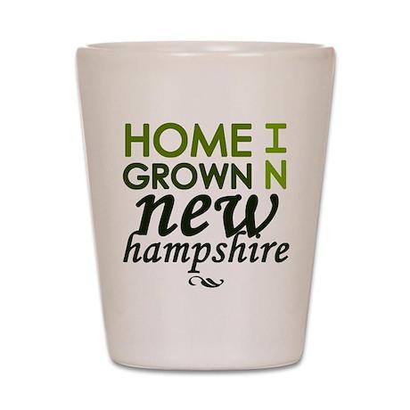 'New Hampshire' Shot Glass