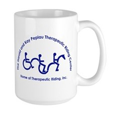 Therapeutic Riding, Inc. Large Mug- Maizy