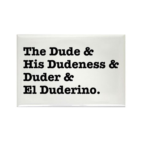 thedude Magnets