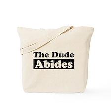 Cute Big lebowski quote Tote Bag
