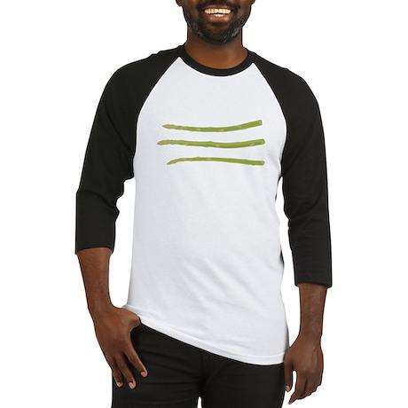 Asparagus Inspires Gentle Tho Baseball Jersey